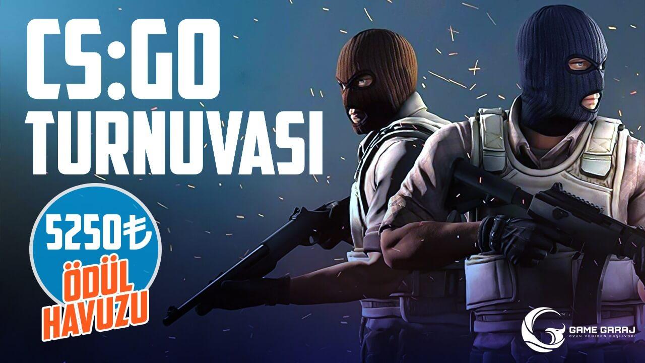 Game Garaj x Playerbros CS:GO turnuvası kayıtları açıldı!