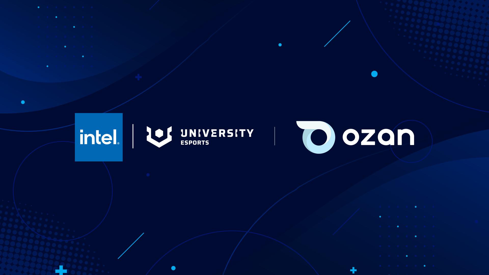 Ozan SuperApp Intel University Esports Türkiye'nin ödül sponsoru oldu