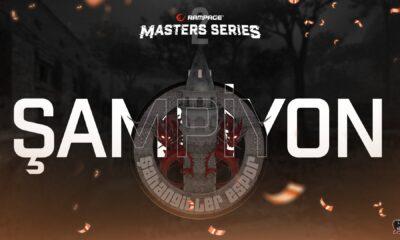 Rampage Masters Series 2