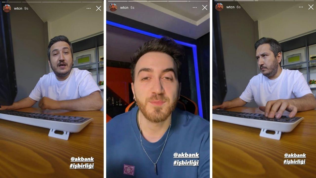 wtcN, Feyyaz Yiğit ve Akbank işbirliği ile bir arada