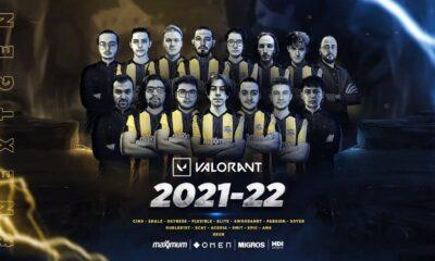1907 Fenerbahçe Espor VALORANT takımını duyurdu