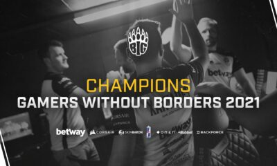 2021 Gamers Without Borders