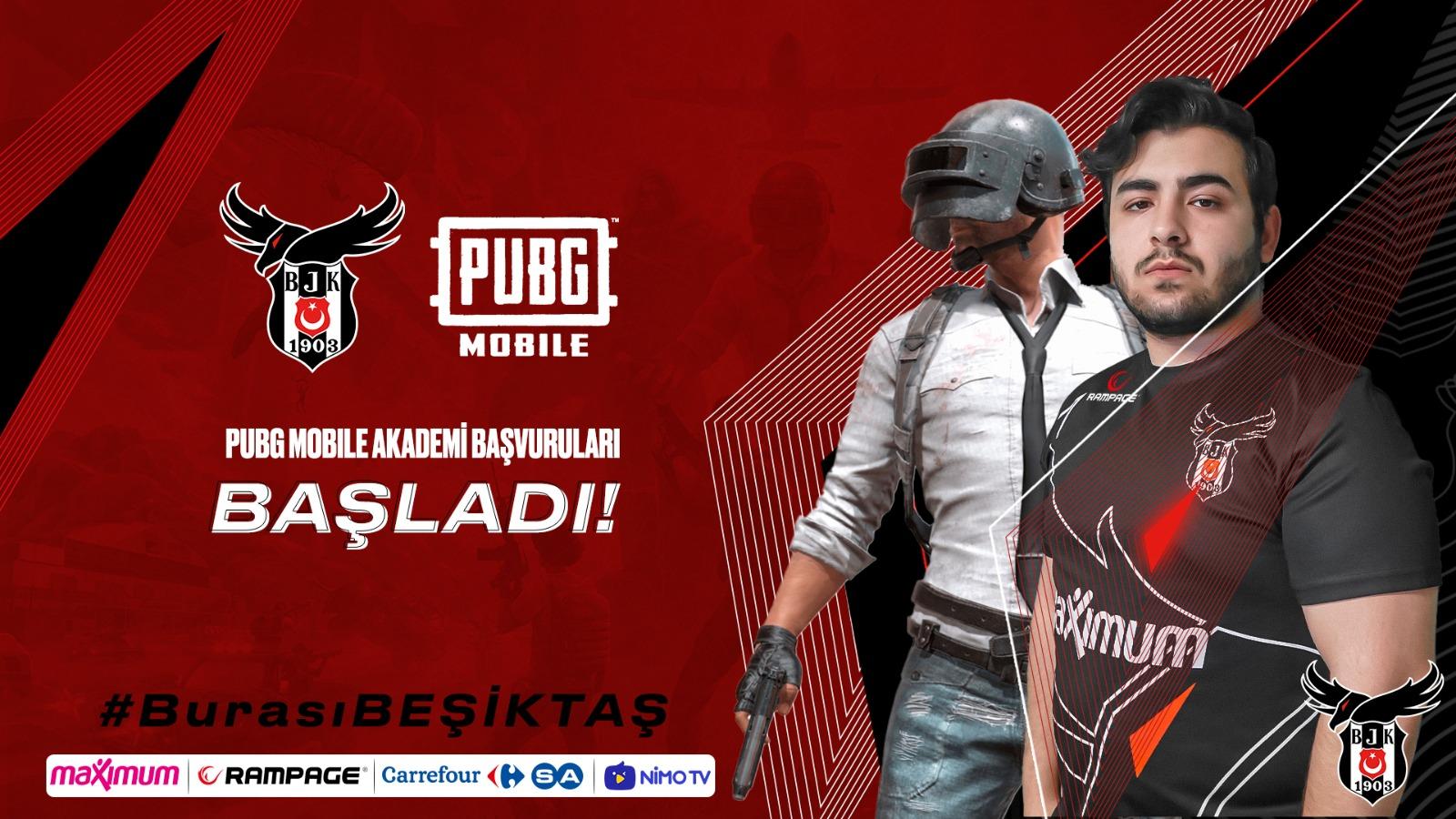 Beşiktaş Esports PUBG Mobile