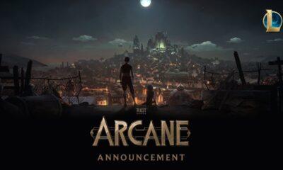 Netflix dizisi Arcane