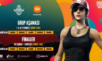 PUBG Mobile National Championship Türkiye 2