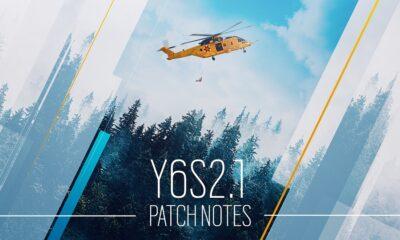 Rainbow Six Siege Y6S2.1