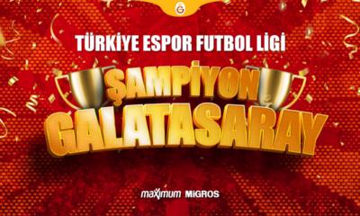 Türkiye Espor Futbol Ligi 3. sezon Şampiyonu Galatasaray Espor!
