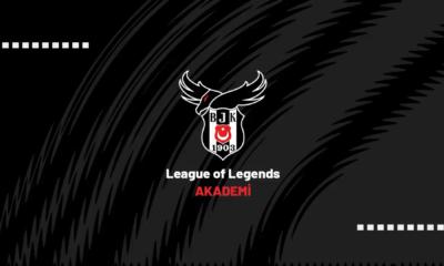 Beşiktaş Esports League of Legends Akademi Ligi takımında değişiklik