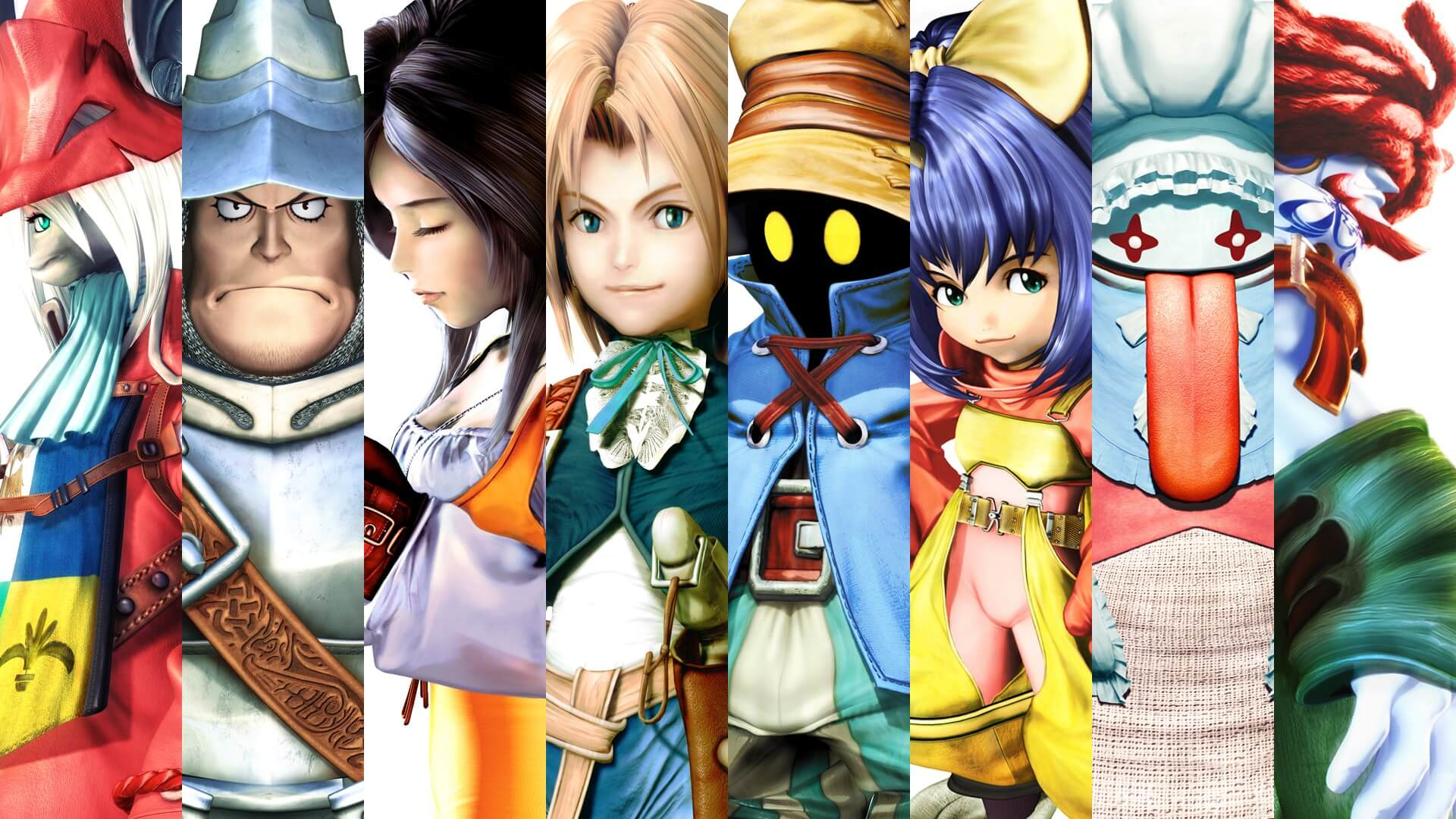 Cyber Group Studios Final Fantasy 9