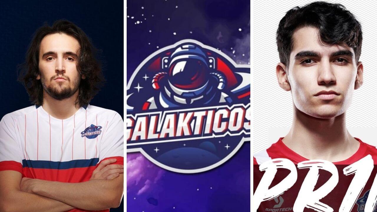 """Galakticos yeni açıklama! Takım Mustafa """"pr1me"""" Bilici ile yollarını ayırdı"""