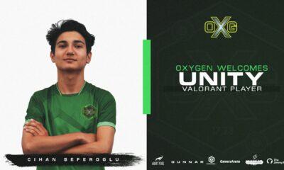 Oxygen Esports Valorant