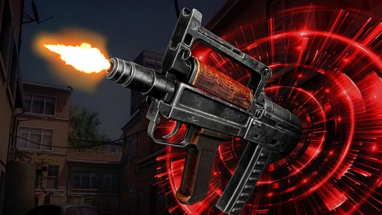 Zula rekabeti oyunun yeni tüfeği Groza ile güncellendi