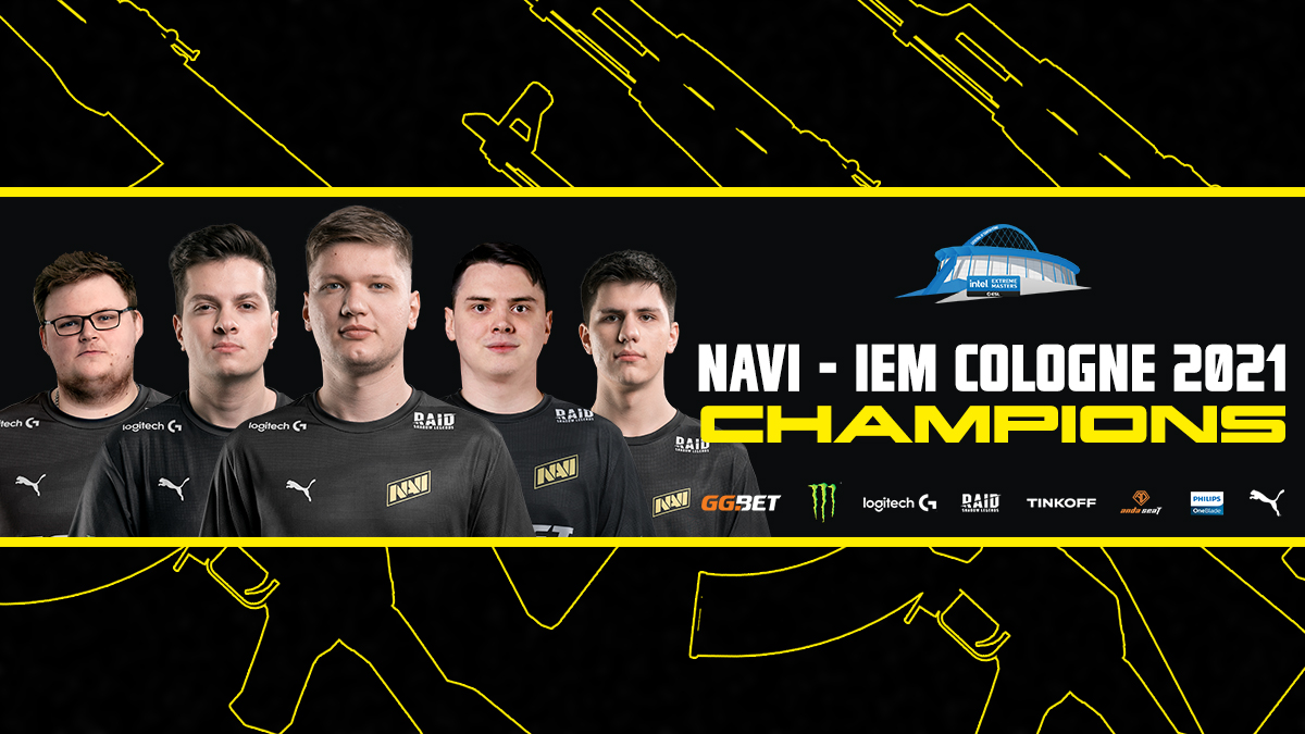 IEM Cologne 2021 Şampiyonu NAVI oldu!