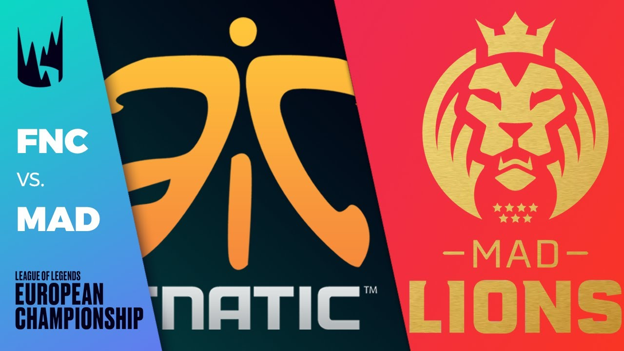 Mad Lions Fnatic LEC