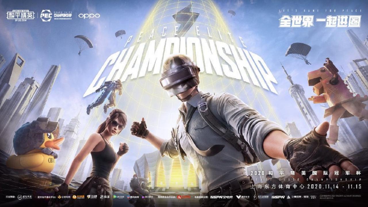 Peacekeeper Elite Championship 2021 ertelendi!