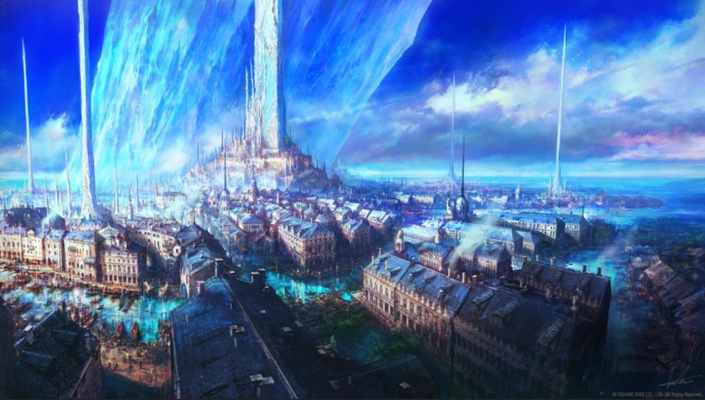 Final Fantasy XVI Dünyası