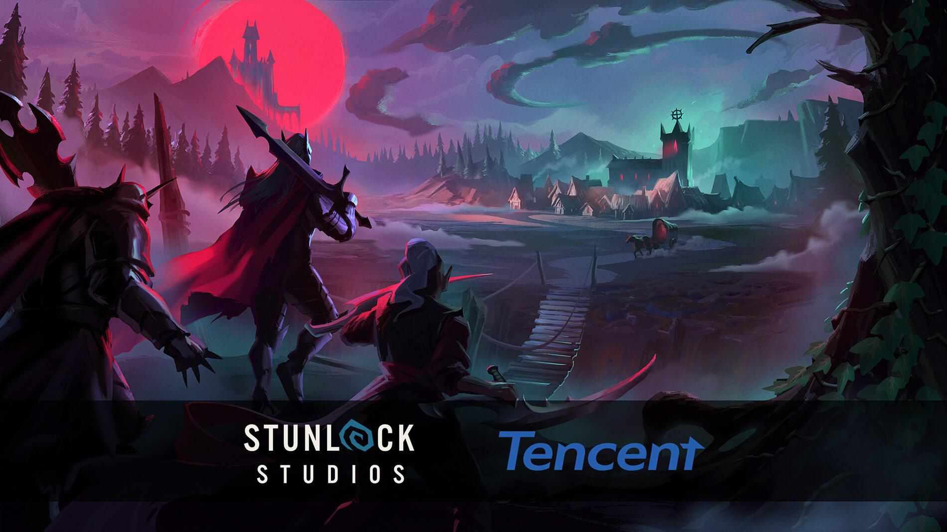 Tencent Stunlock Studios