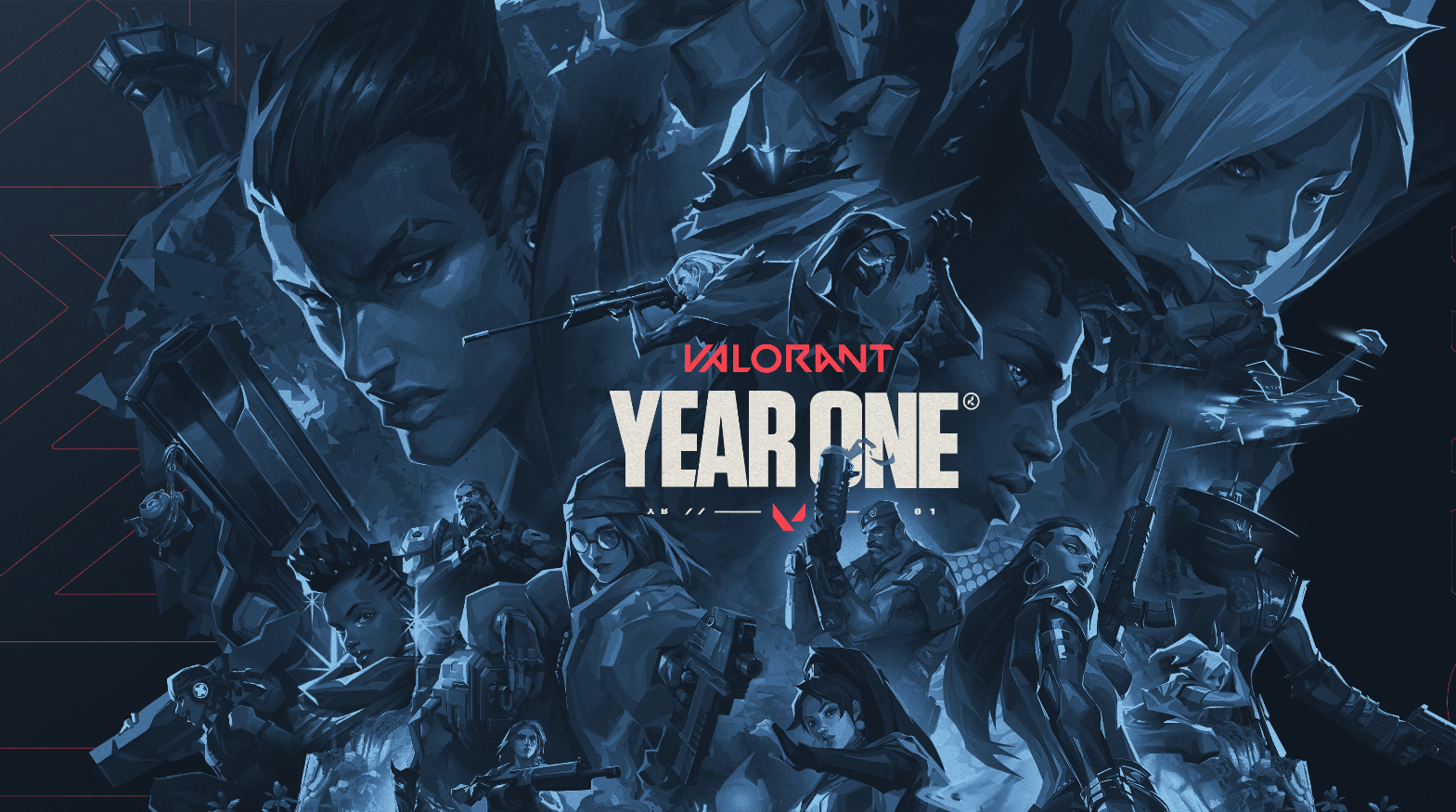 VALORANT year in review