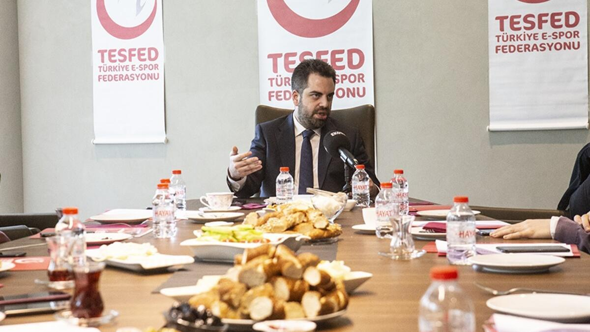 AXA Sigorta ile Türkiye Espor Federasyonu arasında sponsorluk anlaşması