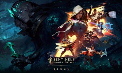 Riot Games Sentinels