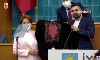 Meral Akşener kürsüyü Sangal Esports Kurucu Ortağı Hamza Sönmez'e bıraktı
