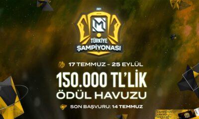 Mobile Legends: Bang Bang Türkiye Şampiyonası 2021 kayıtları başladı!