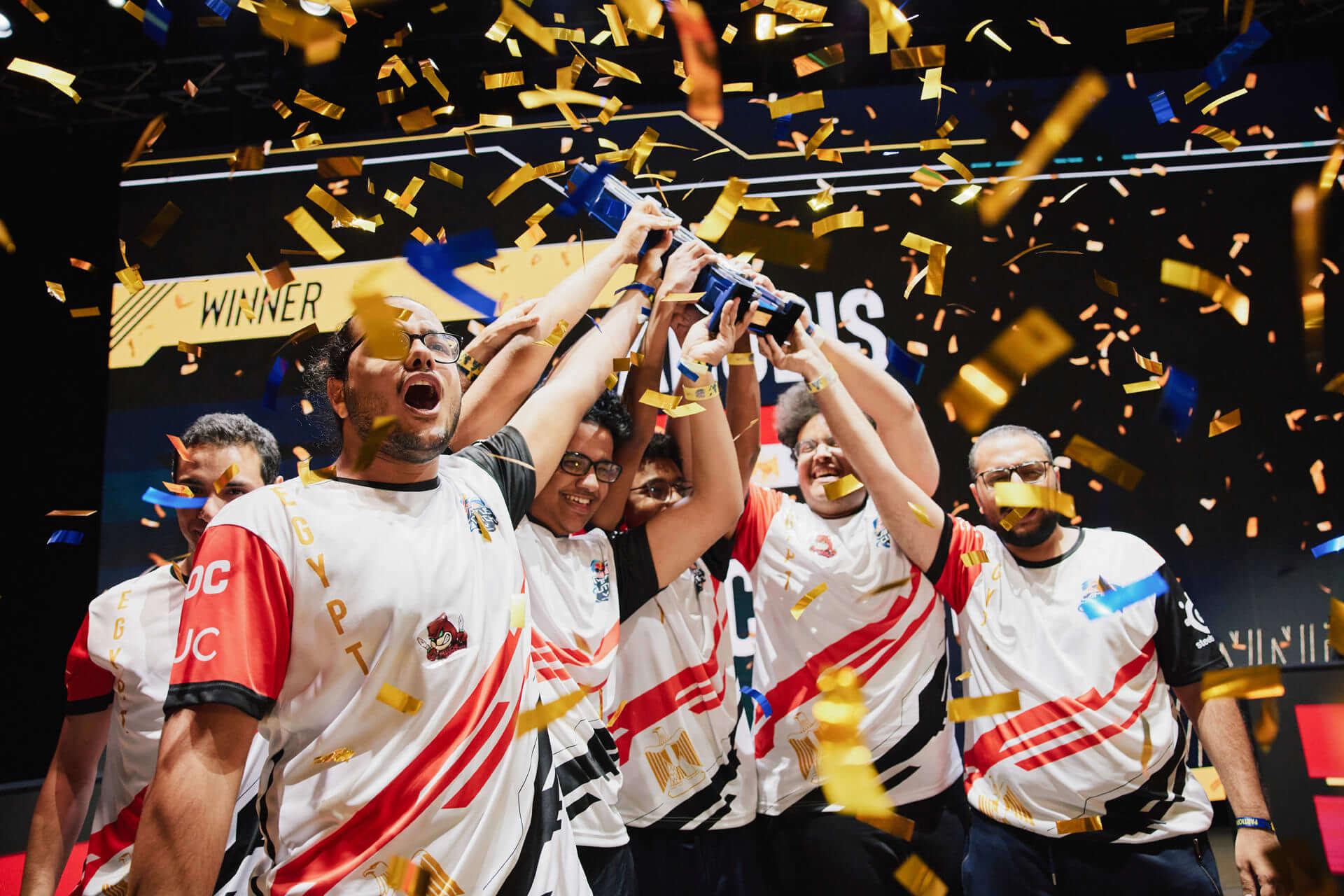 Red Bull Campus Clutch Şampiyonu Team Anubis oldu