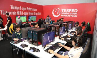 TESFED bünyesindeki esporcu sayısı 5 bini aştı
