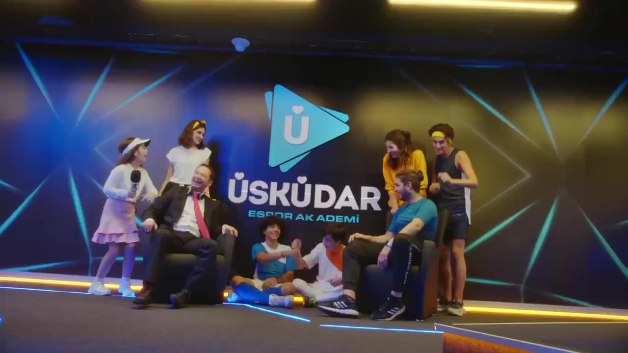 Üsküdar Espor Merkezi, 6 Temmuz Salı günü açılıyor!