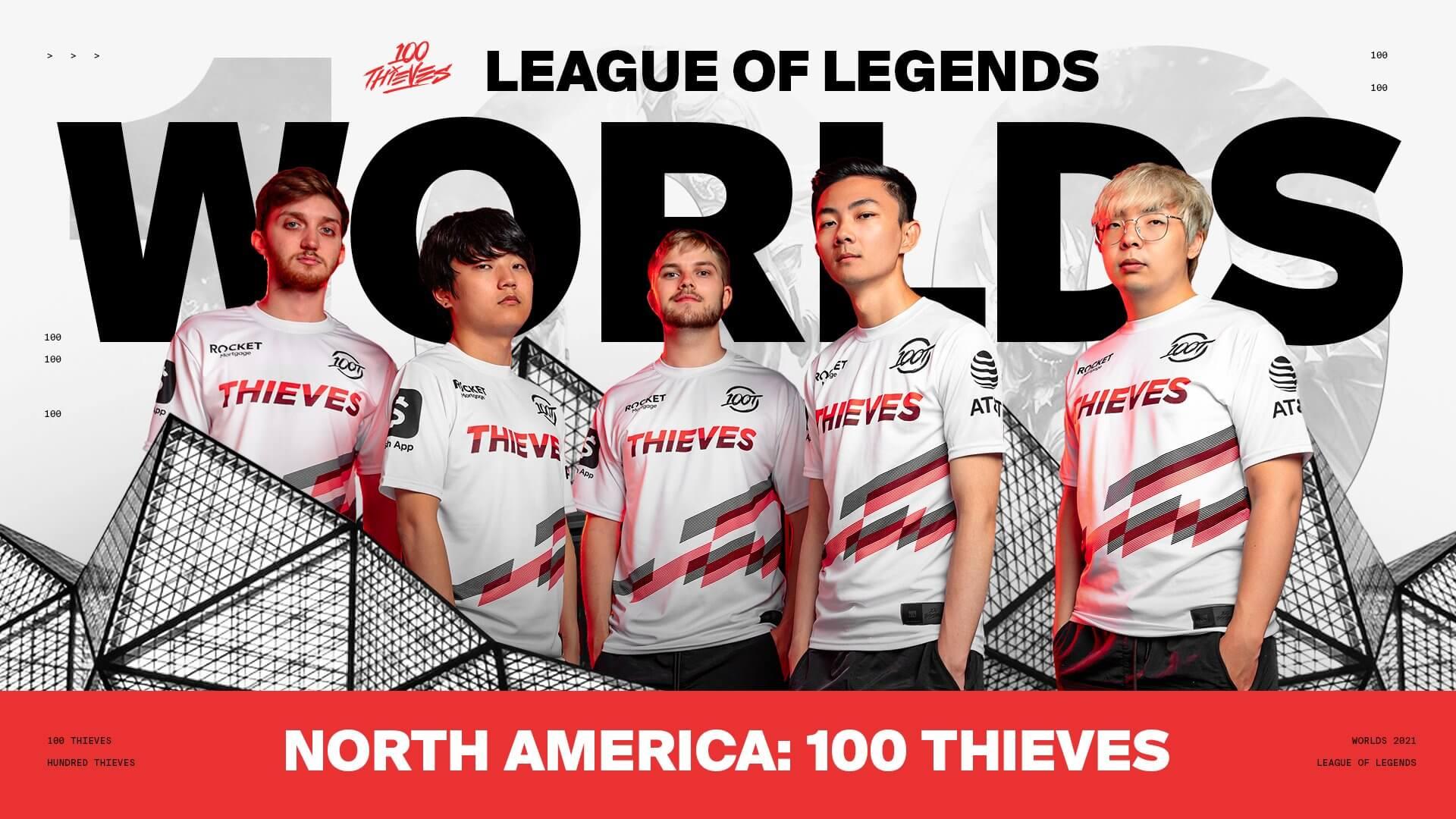 100 Thieves Closer LCS
