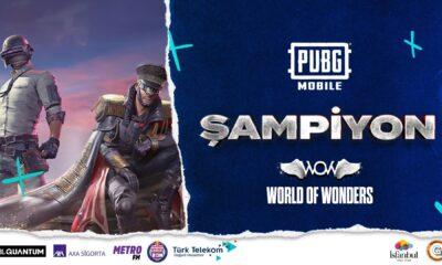 2021 TESFED Türkiye Kupası PUBG Mobile şampiyonu belli oldu!