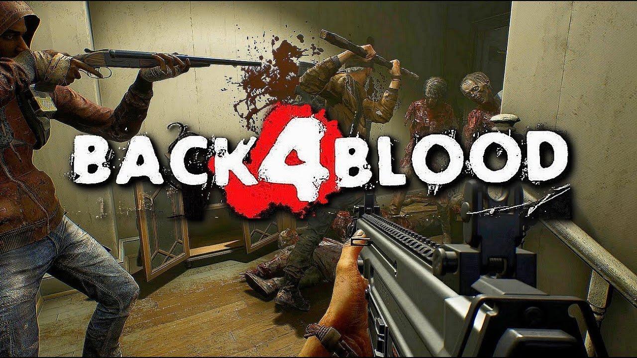 beta Steam Back 4 Blood