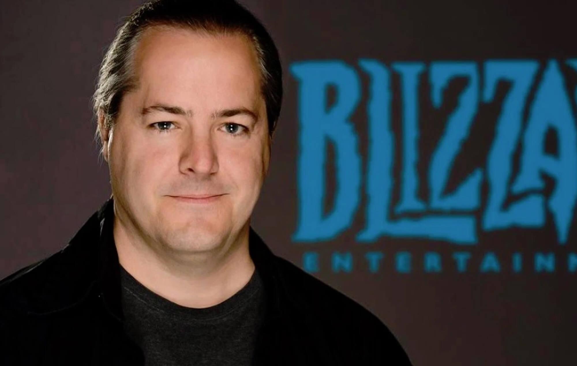 Blizzard Allen Brack