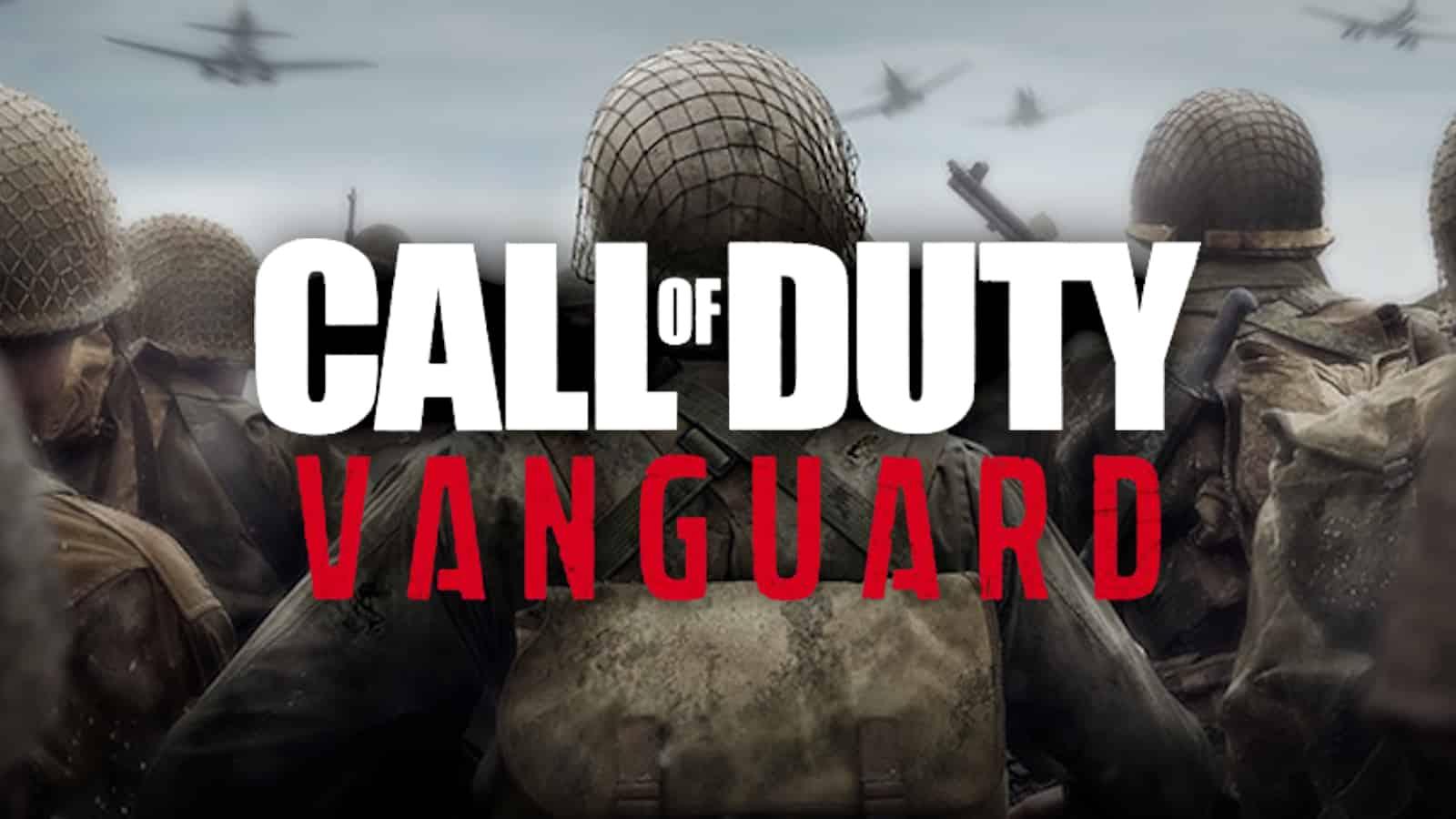 COD Call of Duty: Vanguard