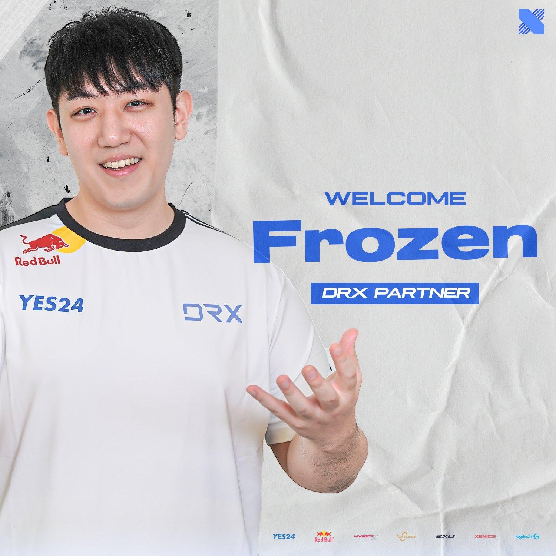 DRX Frozen