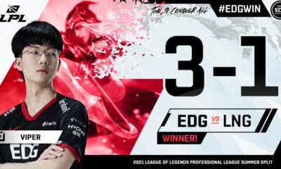 EDward Gaming LPL Viper