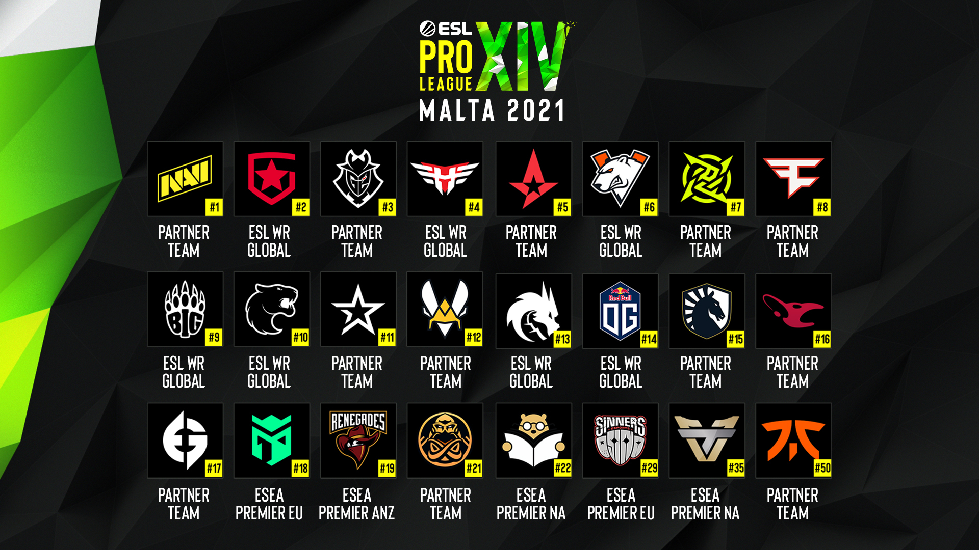 ESL Pro League sezon 14