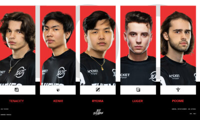 Luger 100 Thieves