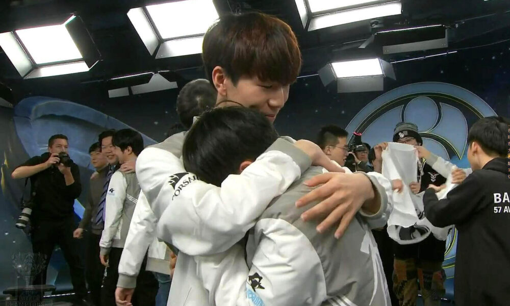 Invictus Gaming Rookie TheShy