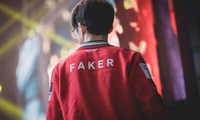 LCK T1 Faker