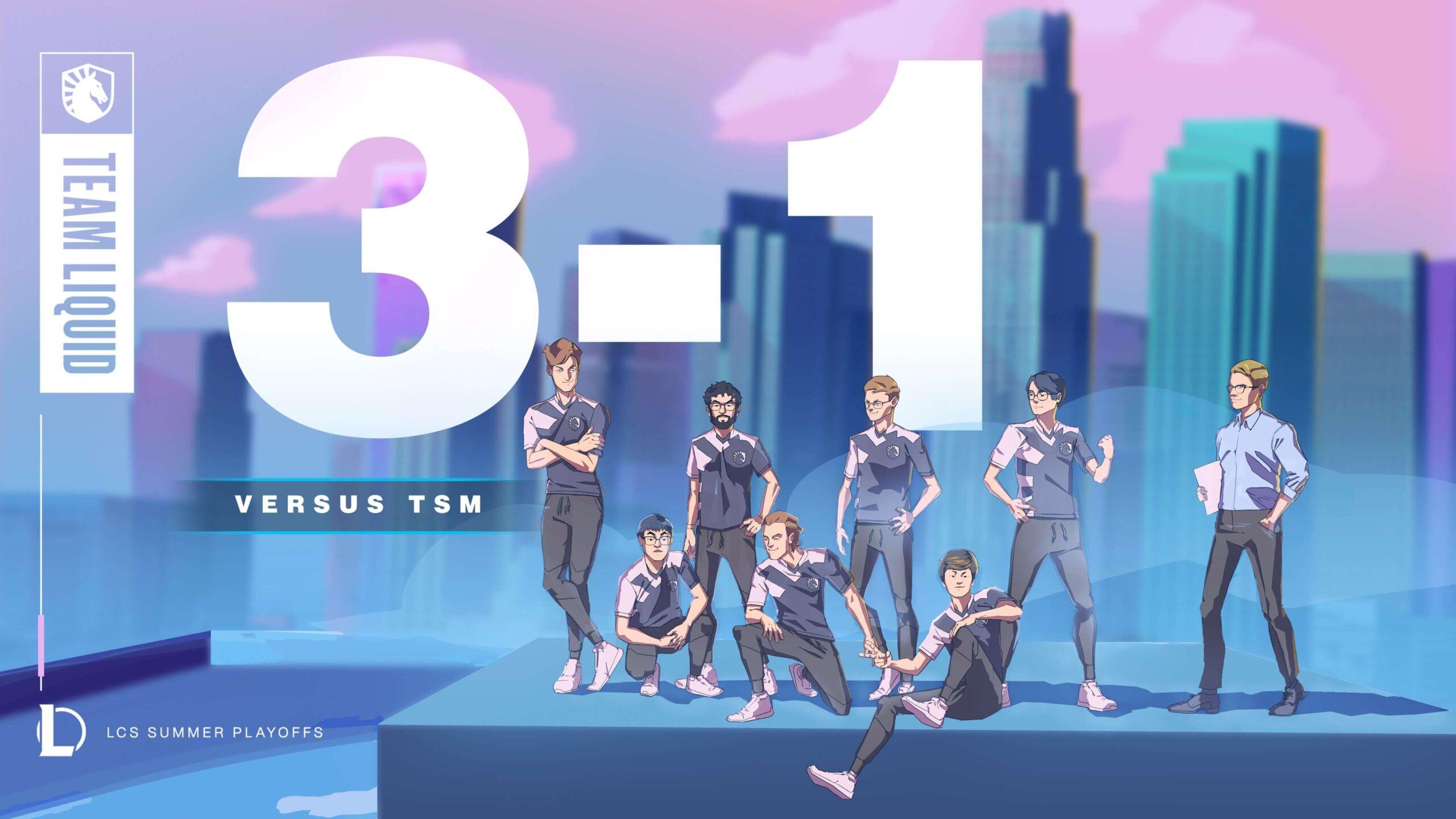 Team Liquid TSM