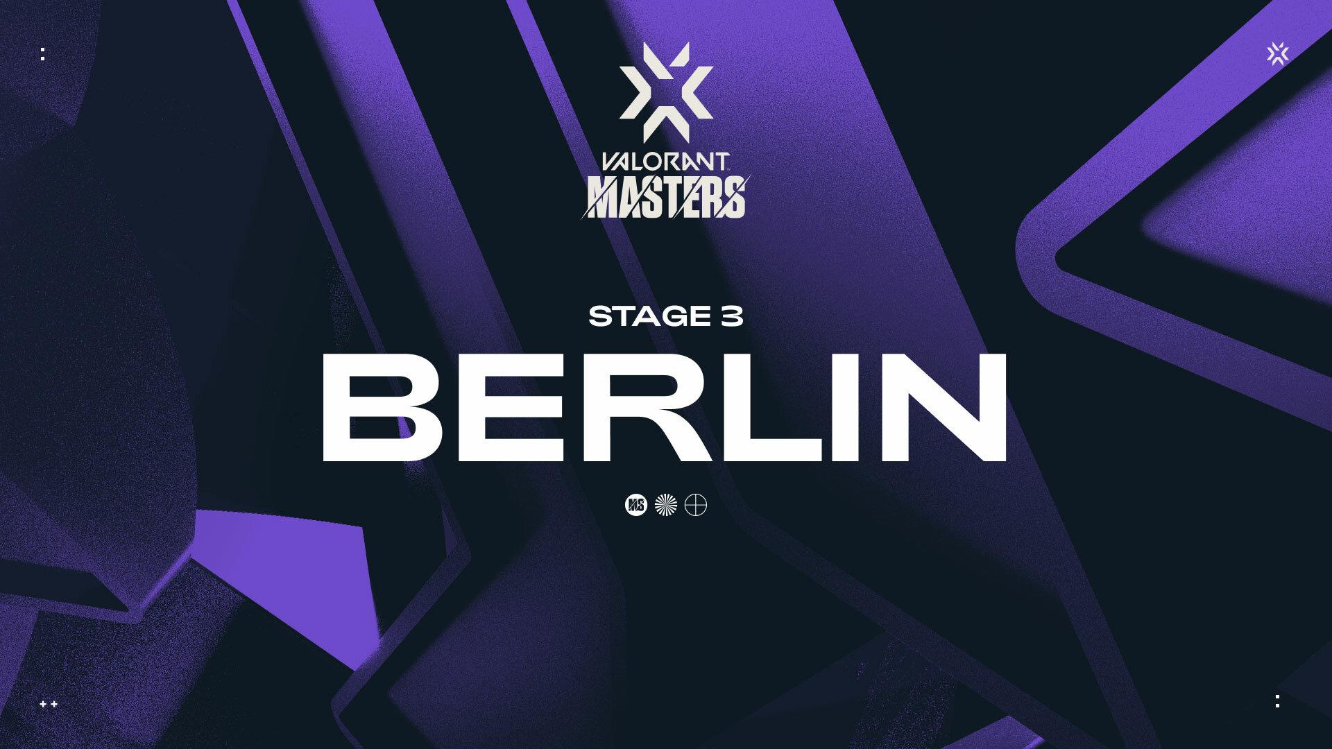 VALORANT Masters Berlin çeyrek