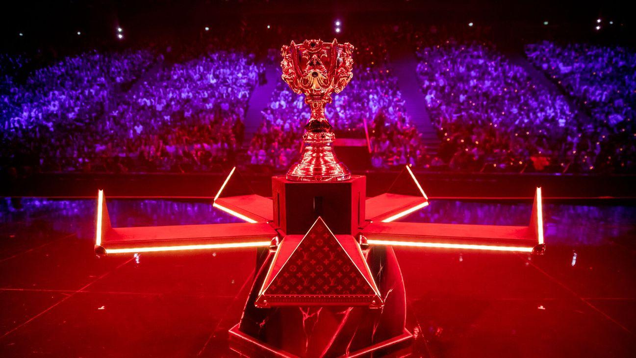 2021 Dünya Şampiyonası Riot Games
