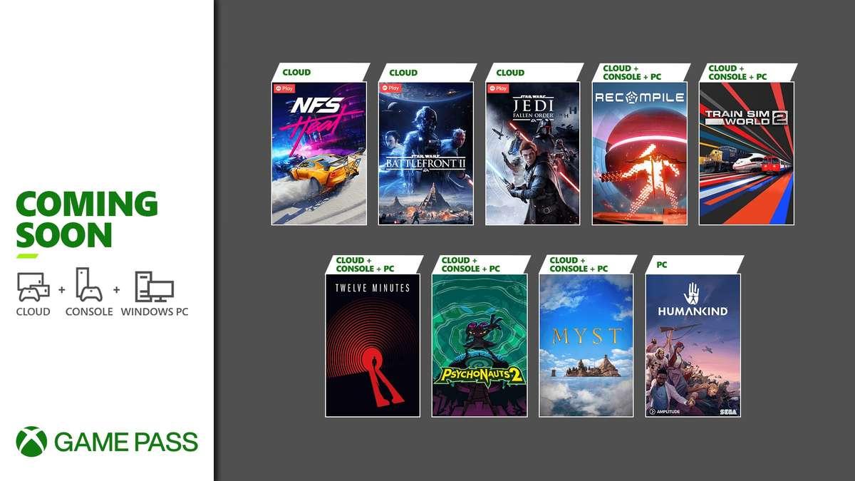 Xbox Game Pass Humankind