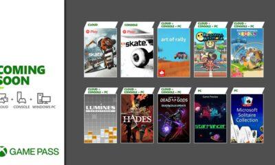 Xbox Game Pass Hades