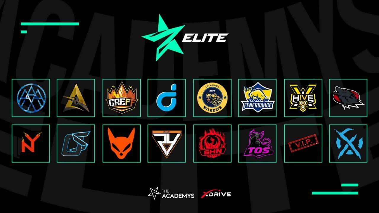 Academys Elite turnuva serisi PUBG turnuvası ile başlıyor