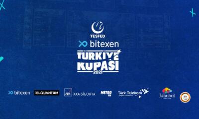 2021 Bitexen TESFED Türkiye Kupası ilk günü tamamlandı!