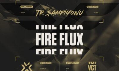 VCT 3. Aşama 2. Hafta Ana Etkinlik Şampiyonu Fire Flux Esports!