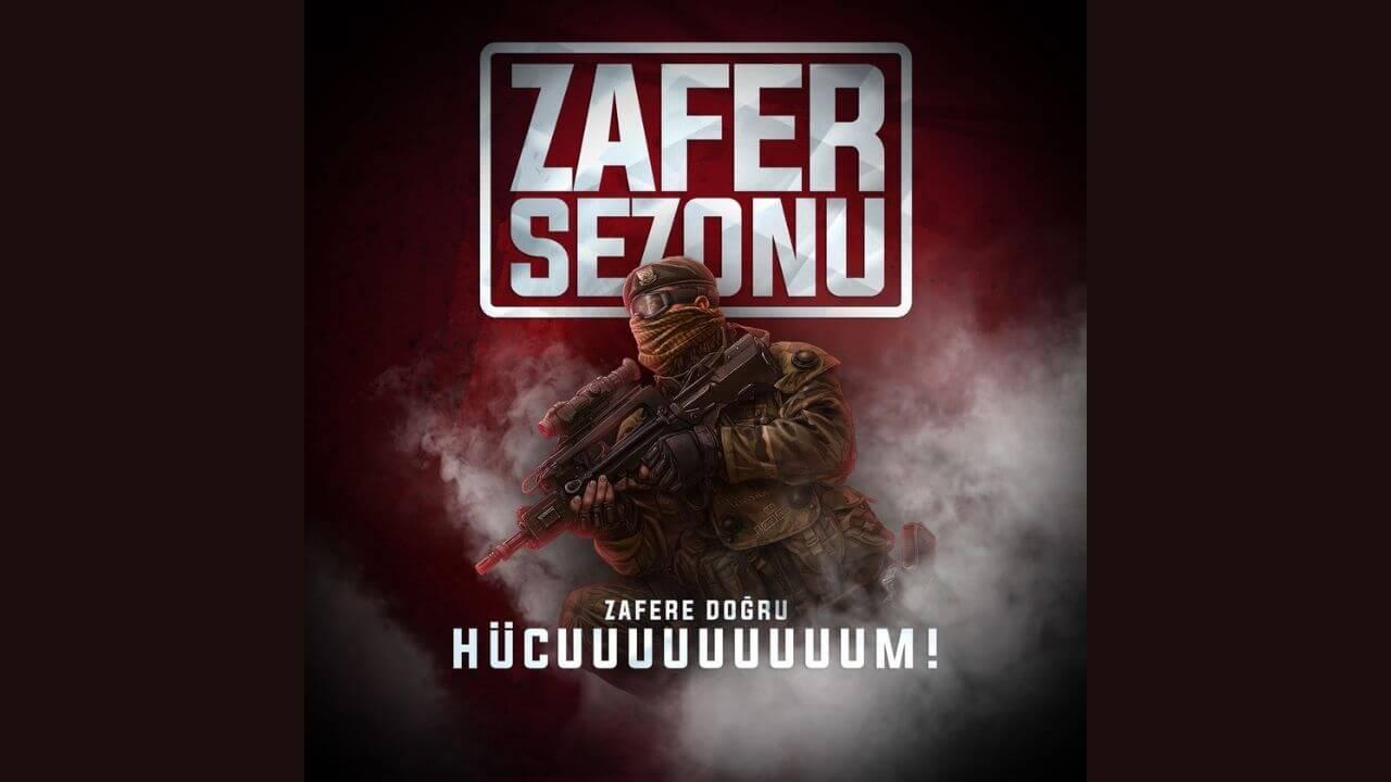 Zula Zafer Sezonu oyuncular ile buluşuyor