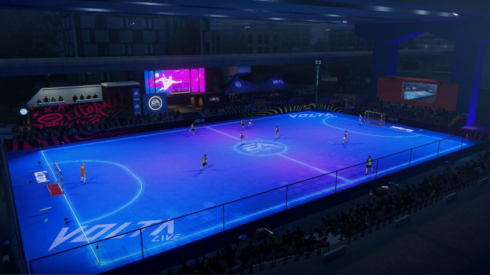 Yeni FIFA Online 4 oyun modu Volta Live tanıtıldı